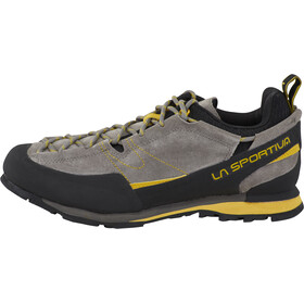 La Sportiva Boulder X Chaussures Homme, grey/yellow